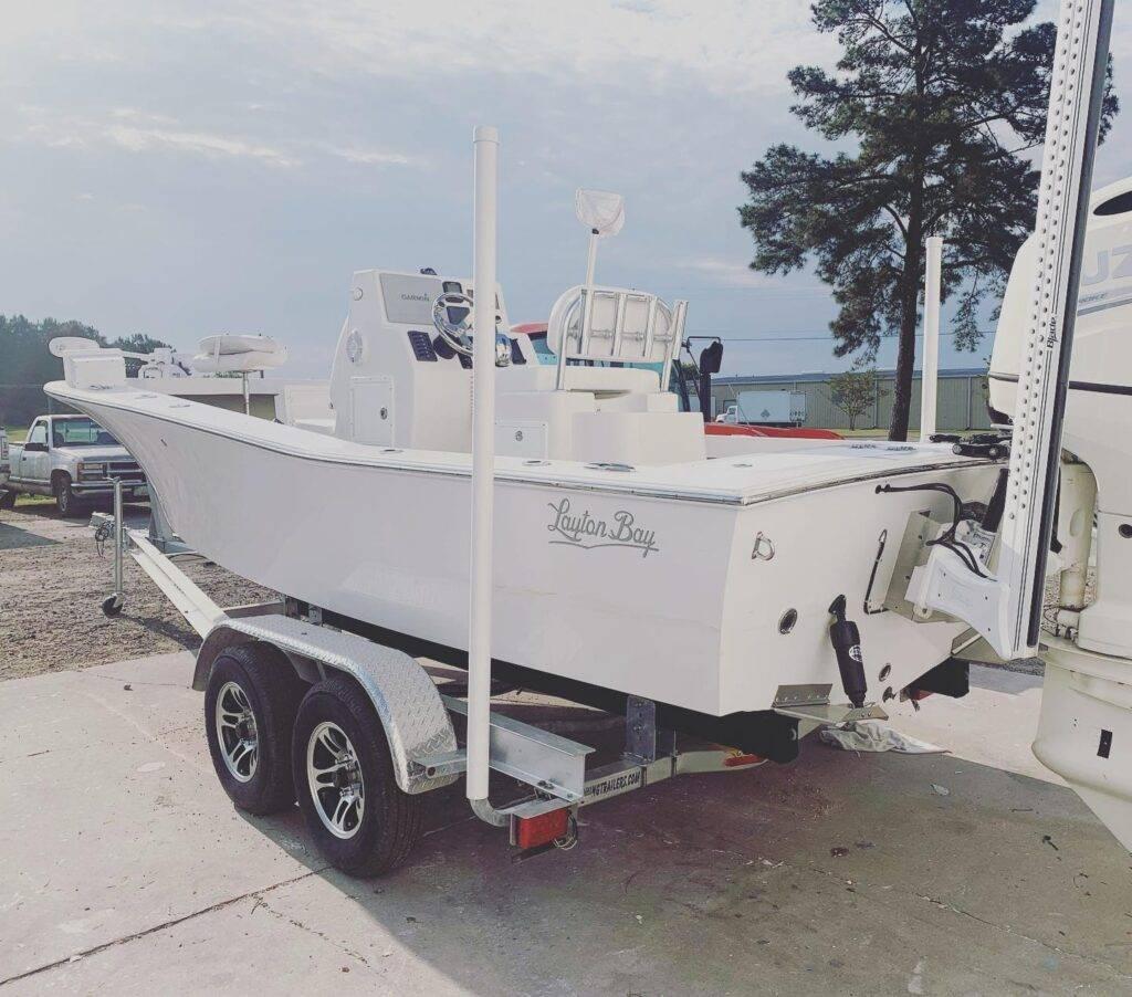 2021 Layton Bay with 200hp Suzuki