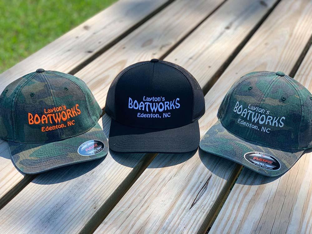 boatworks hat