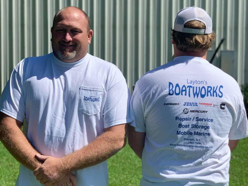 boatworks shirt