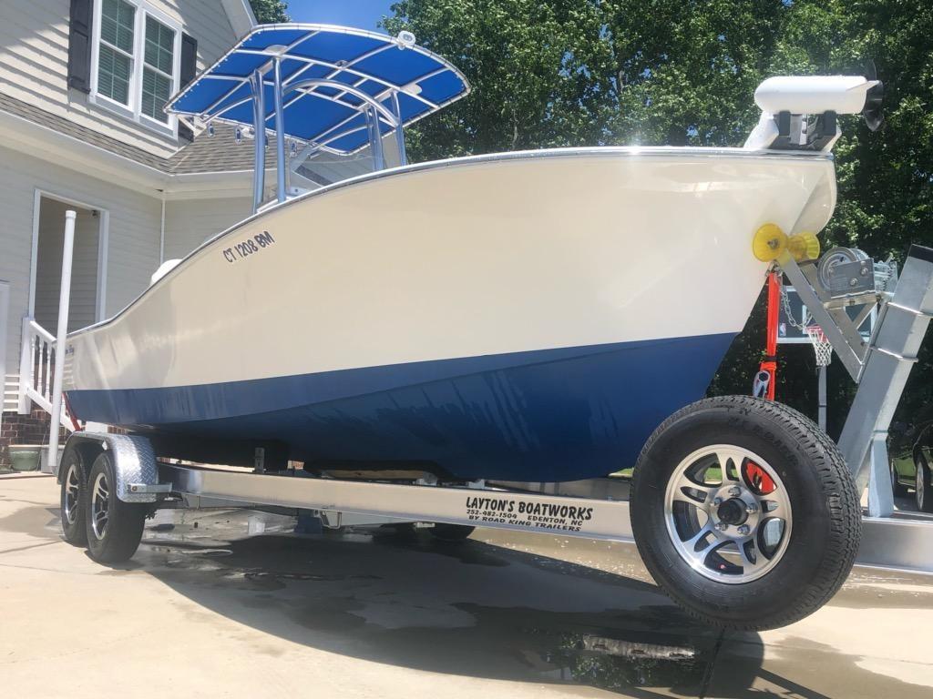 roadking boat trailer